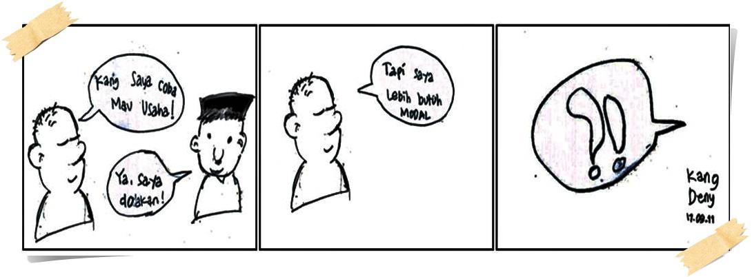 kartun deny